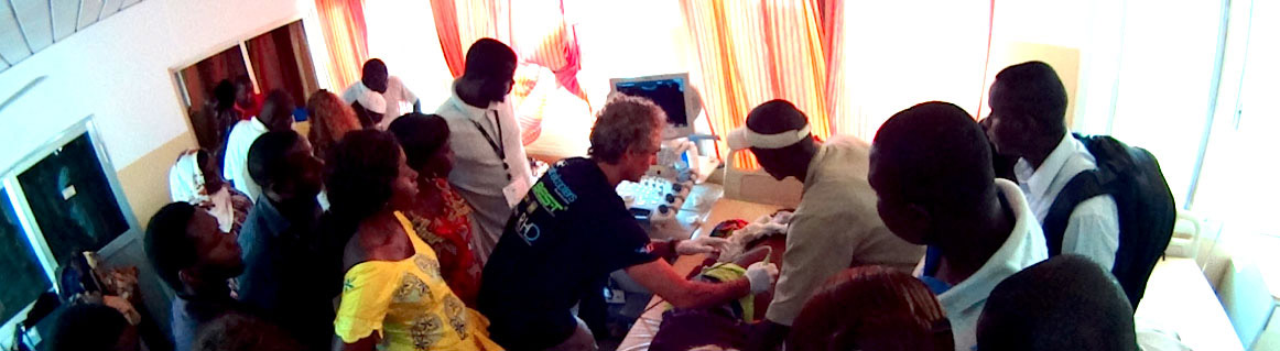 Dr. Bossy en Banjul